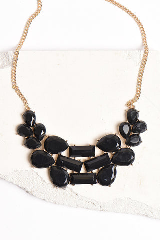 Jet Set Necklace