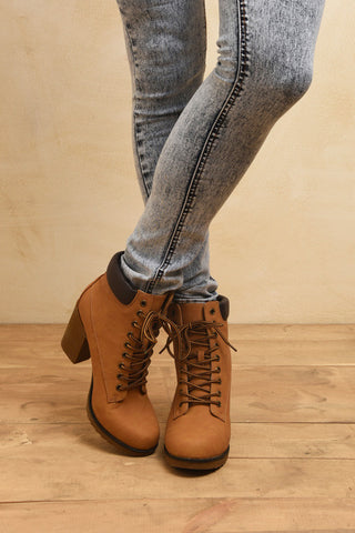 Workman ankle boot