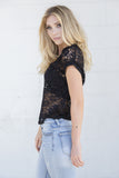 Colombia Lace T-Shirt