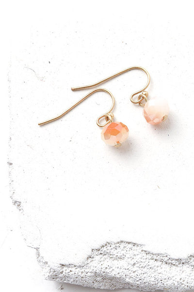 Jeannette drop earrings