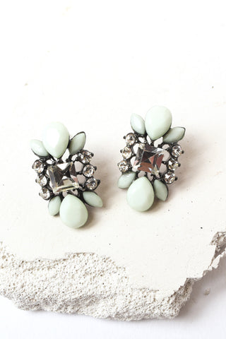 Jade Bee Earrings
