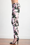 Real Rosy Slim Trousers