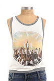 NYC City of Dreams tank top