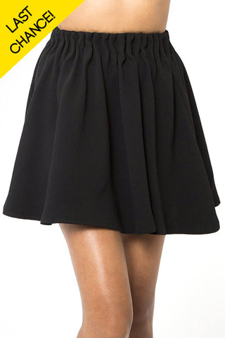 Marikh Pleated Skirt