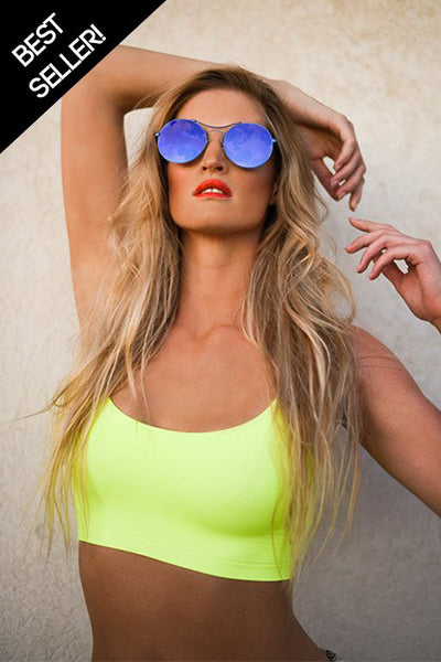 Blue sky sunglasses