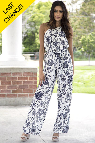 Regal Riviera Jumpsuit