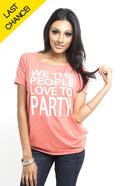 Party People T-Shirt