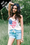 American Sweetheart Tank Top