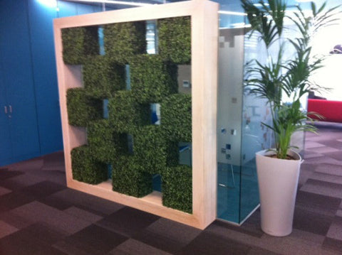 Office Space Divider. - PlantPeople