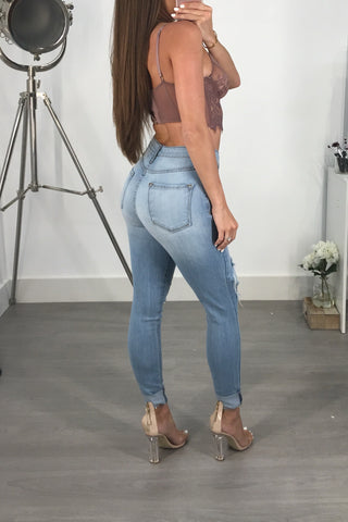 LANDYN HIGHWAIST DENIM