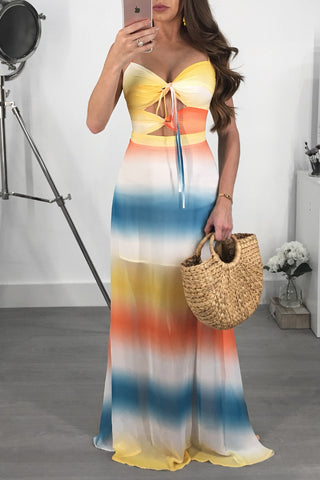ST BARTS MAXI DRESS