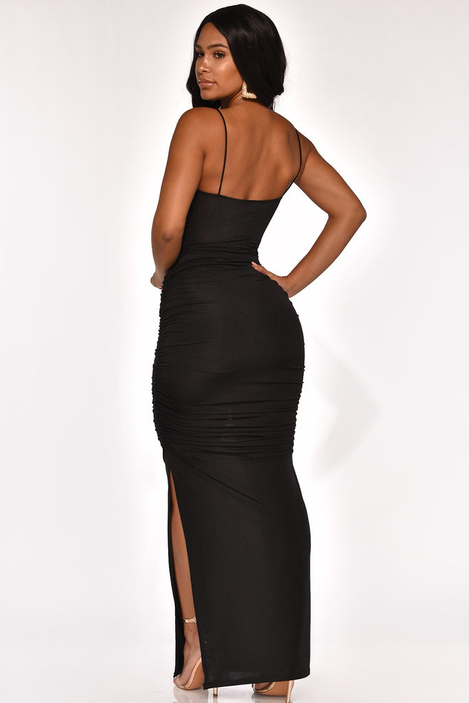 SOPHISTICATION MAXI DRESS