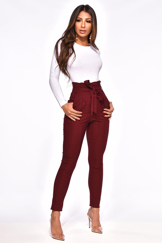 SIX FIGURE TROUSER