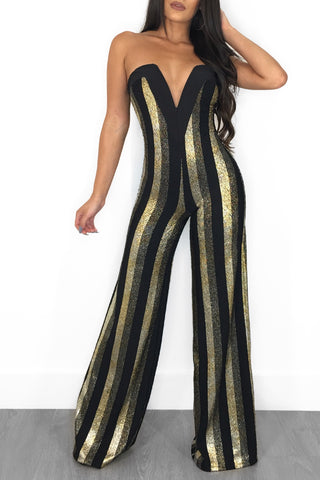 DRAMA QUEEN JUMPSUIT