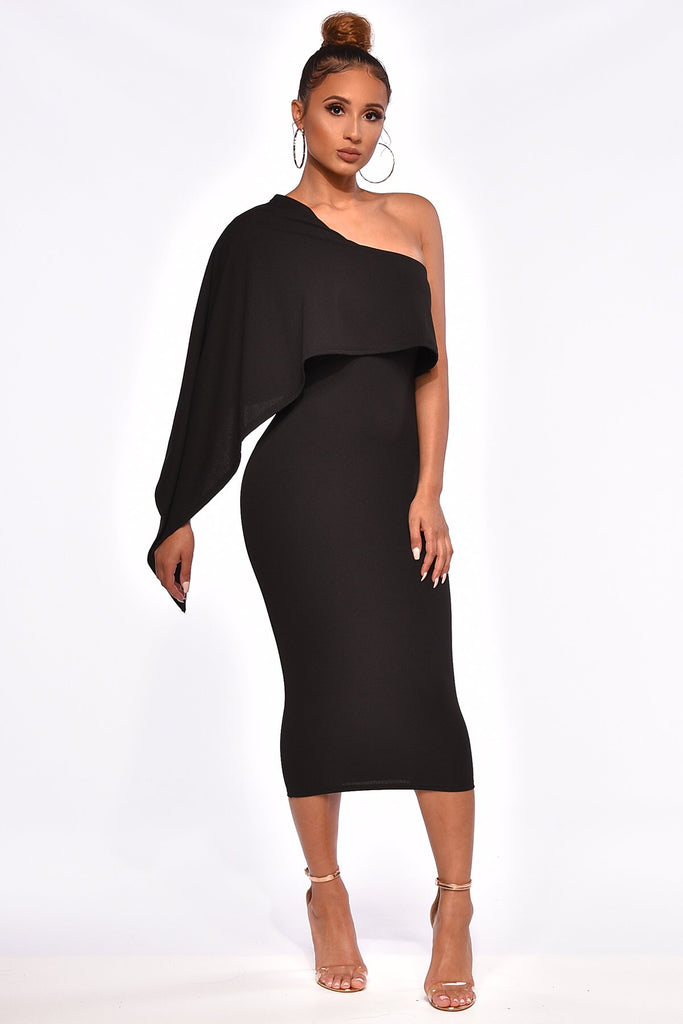 ROXANA MIDI DRESS