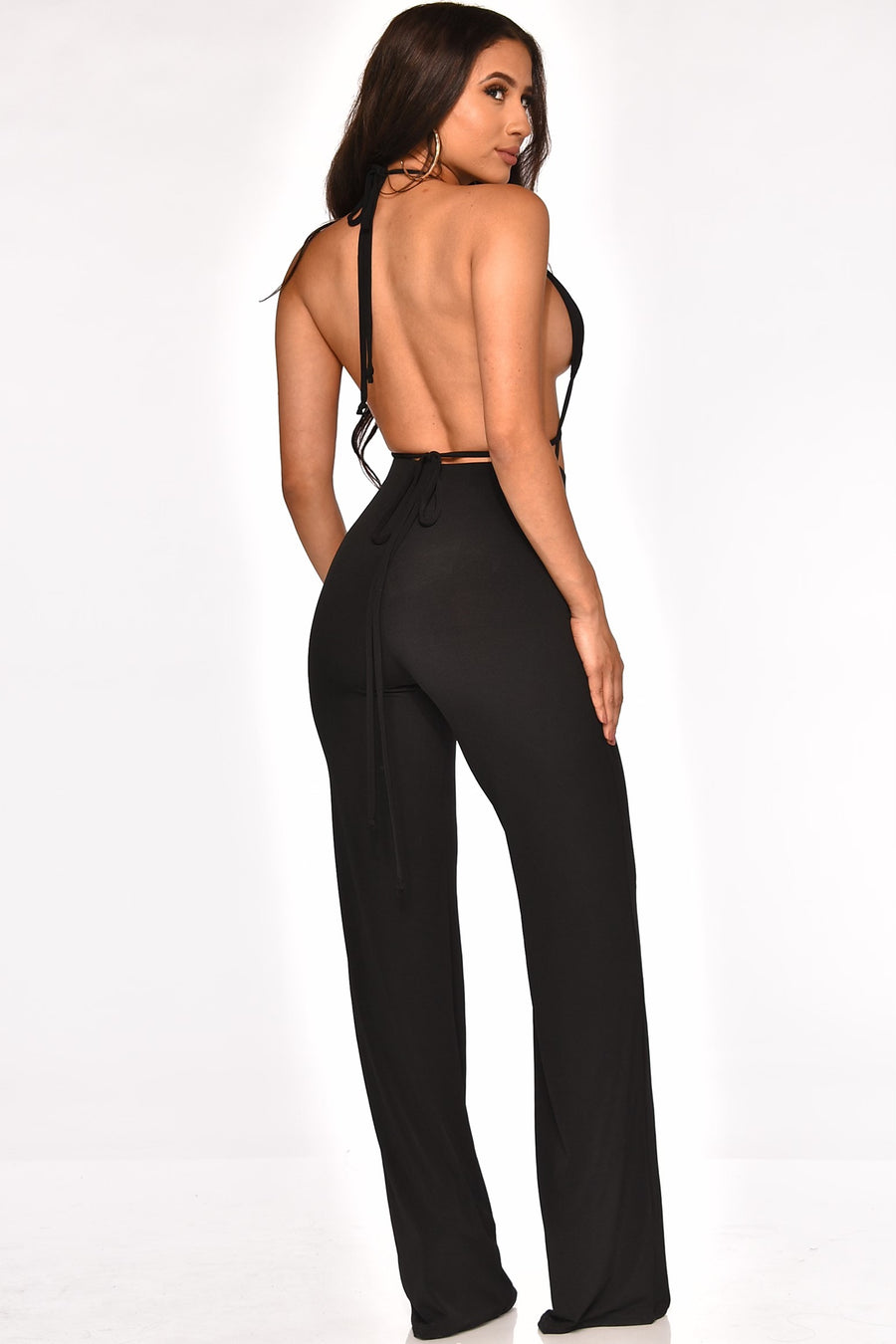DOWN FOR SOME LOUNGIN' JUMPSUIT