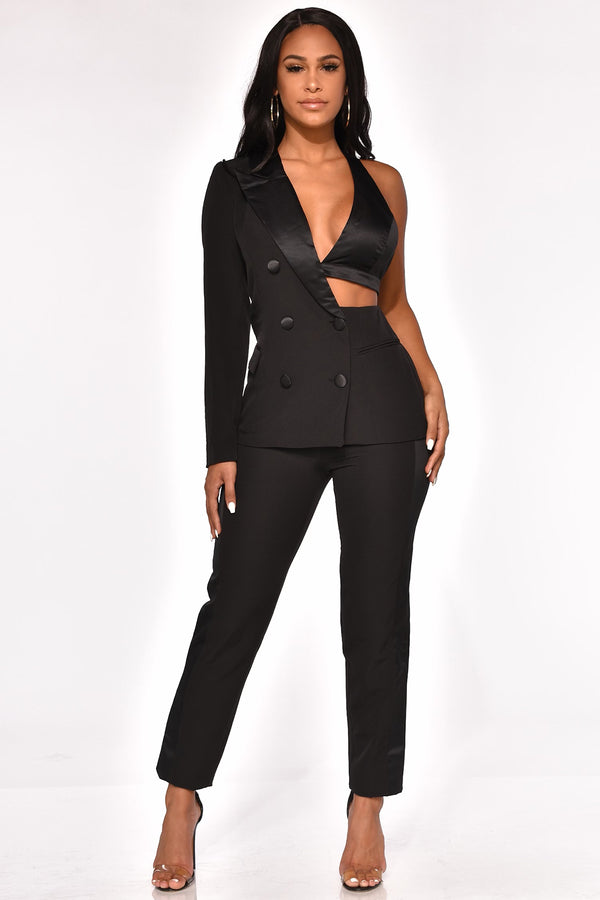 BUSINESS AS USUAL PANT SET