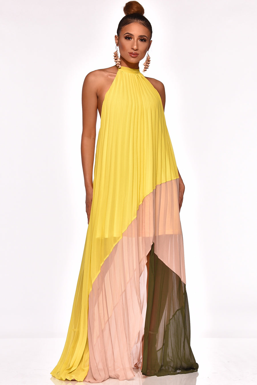 BEACHY BREEZE MAXI DRESS