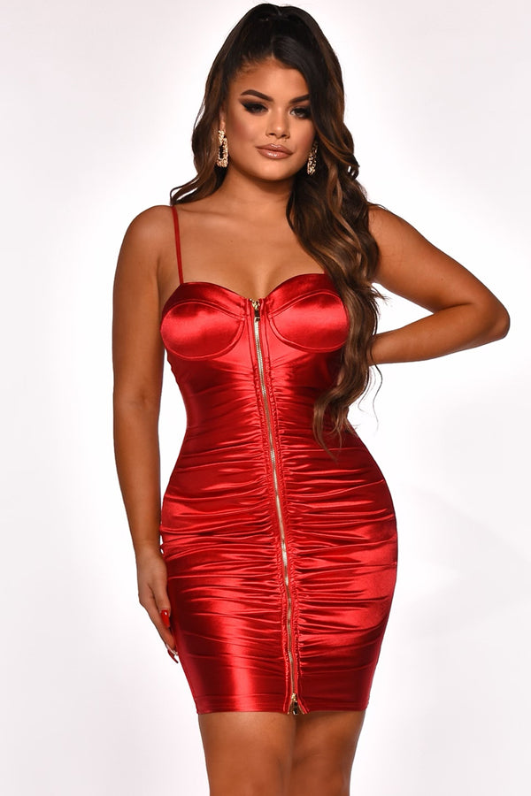 CHILI PEPPER DRESS