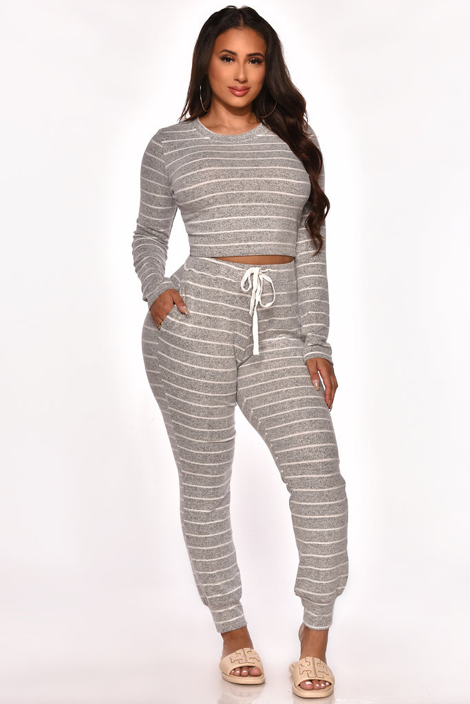 TAKING IT EASY PANT SET