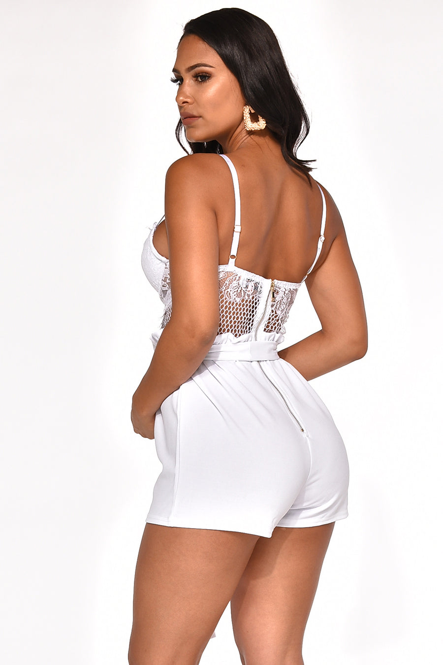 WHAT A BOMBSHELL ROMPER