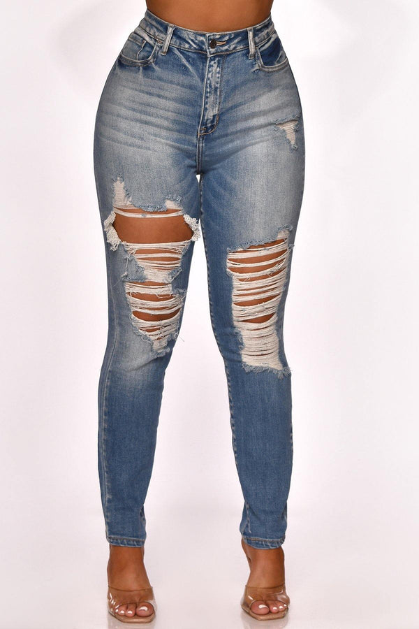 EVERYDAY HIGH RISE JEAN