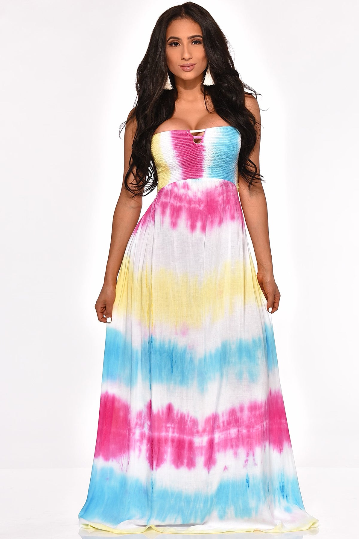 HAWAII BABE MAXI DRESS