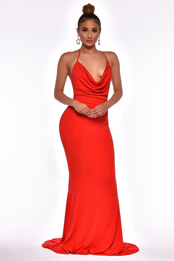 HOLIDAY ROMANCE GOWN