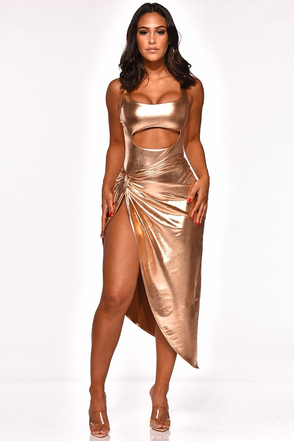 GOLDEN HOUR SKIRT SET