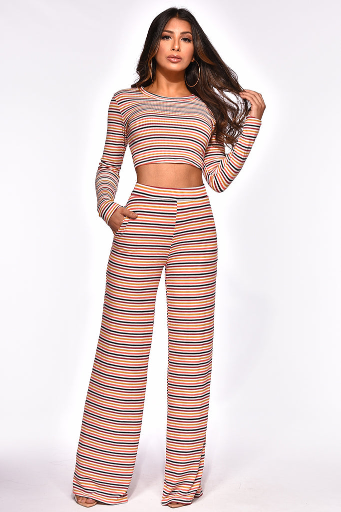 LOUNGE WITH ME PANT SET