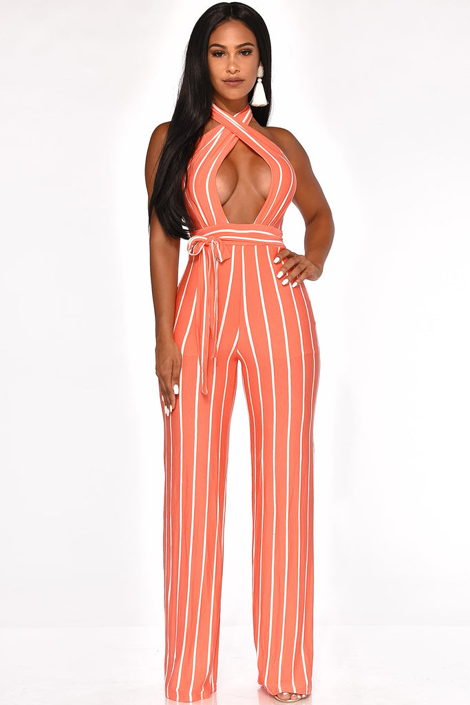 JUMP INTO IT JUMPSUIT
