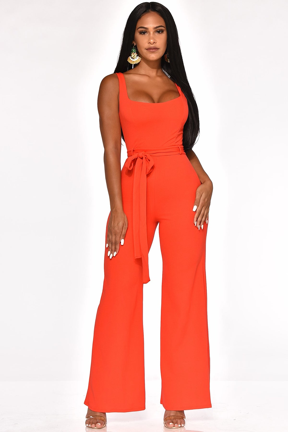 SIMPLE AS CAN BE JUMPSUIT