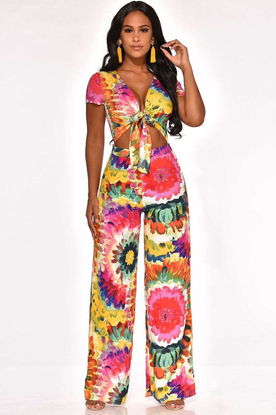 SWEET PLEASURES JUMPSUIT