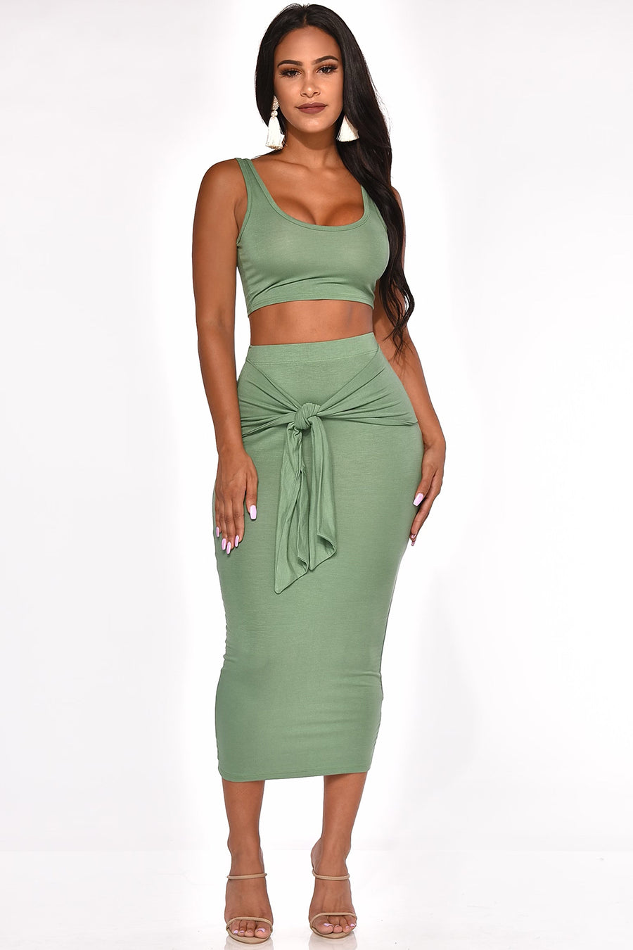 VALLEY GIRL SKIRT SET