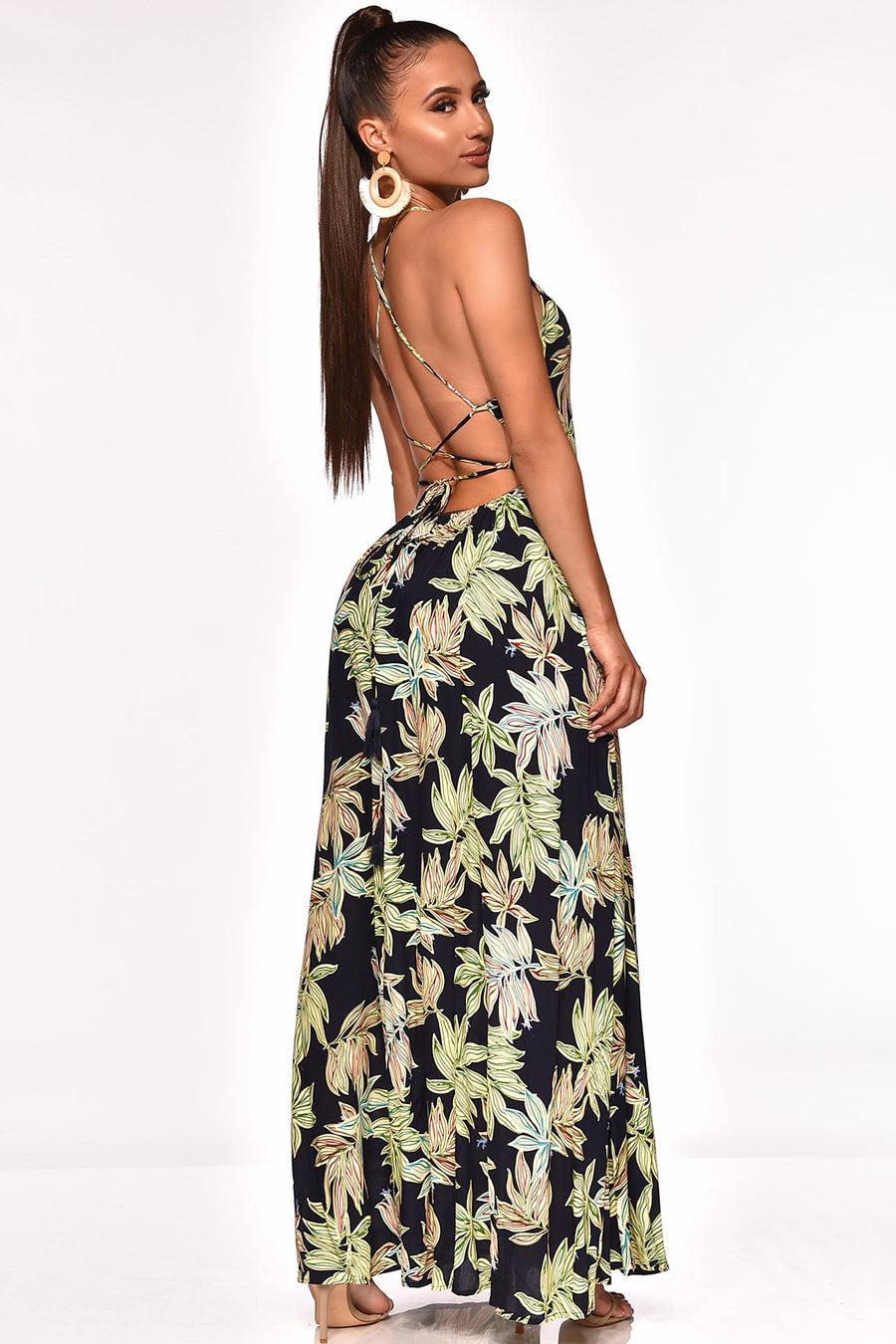 BEACH BUNGALOW MAXI