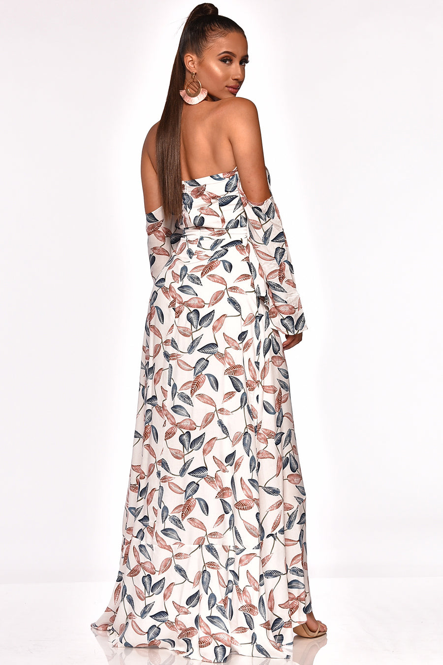 FOREVER IN MY DREAMS MAXI DRESS