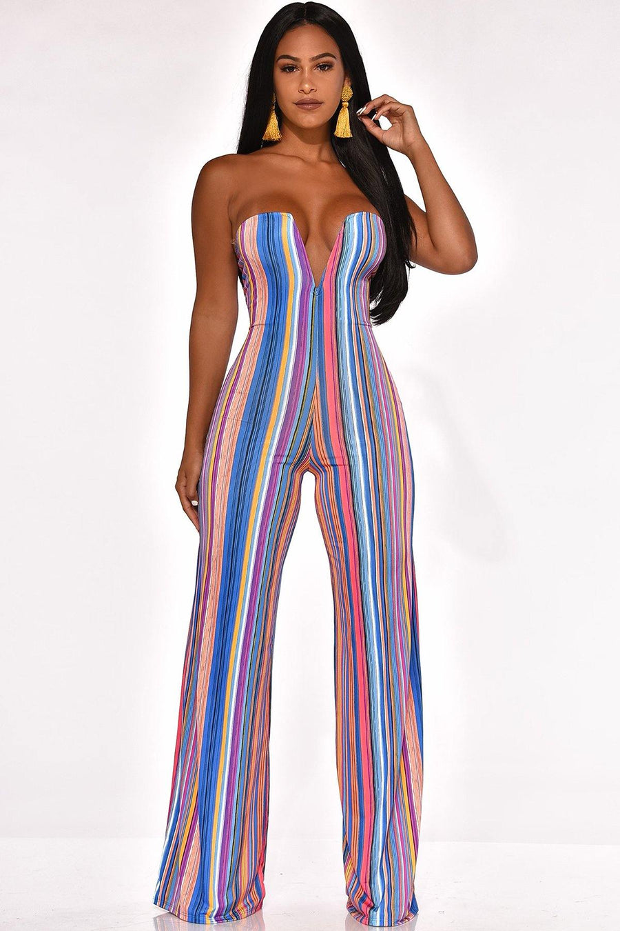 ADORE YOU MORE JUMPSUIT