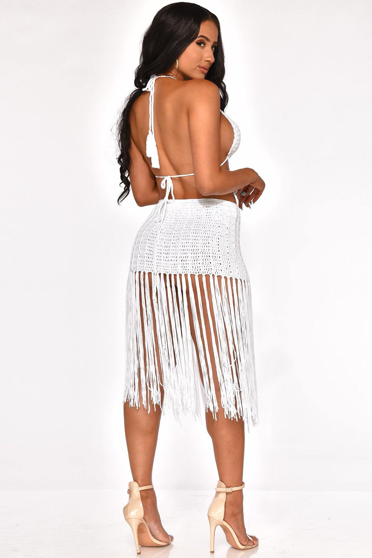 A TOTAL BEACH COVER UP SET