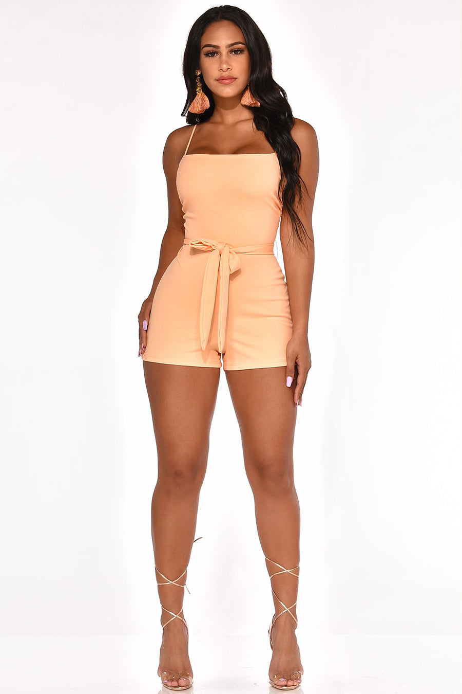FEELING SO BLISS ROMPER