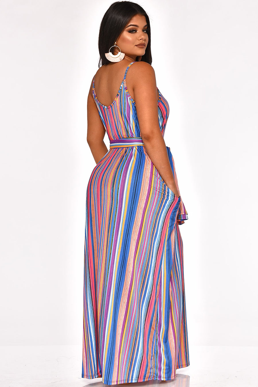 FULL OF FUN MAXI DRESS