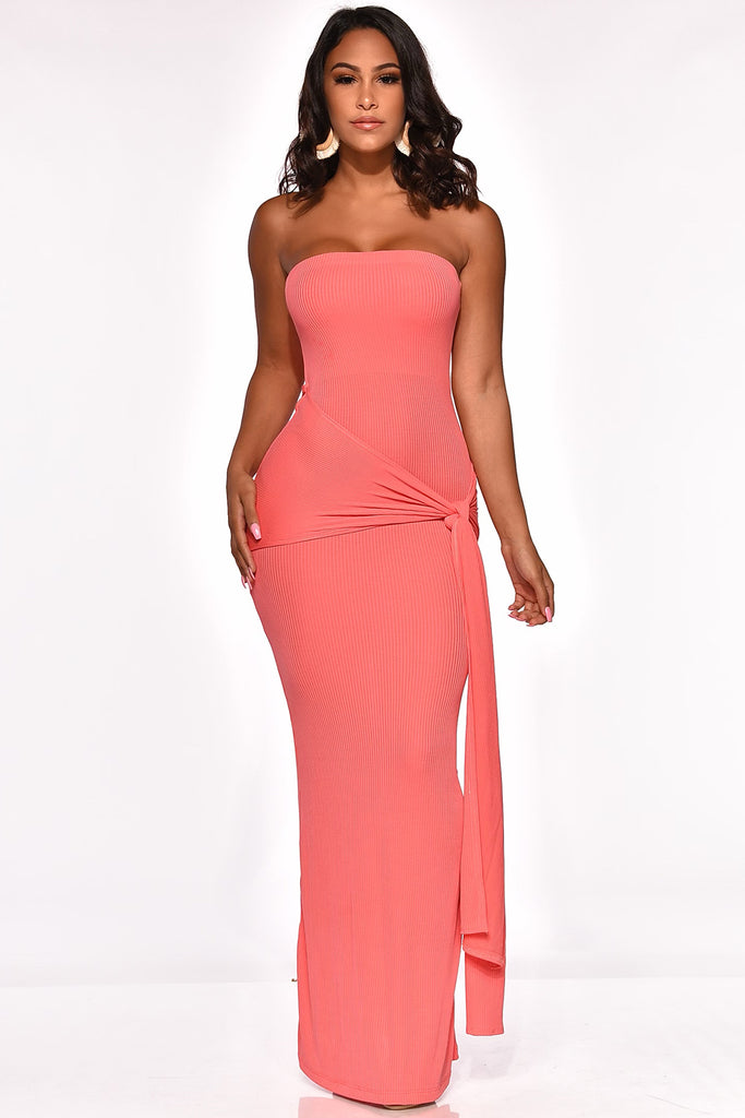 YACHT CLUB MAXI DRESS