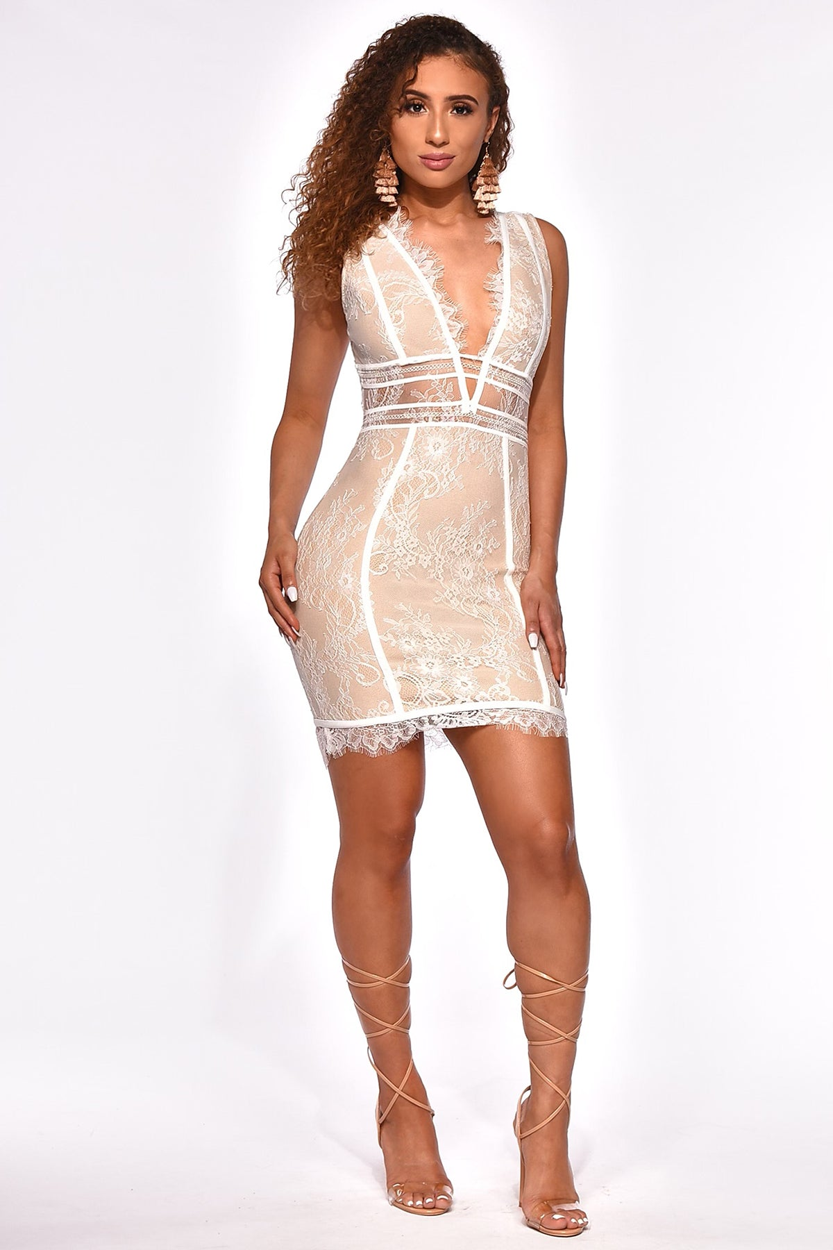 LACEY DAY DRESS