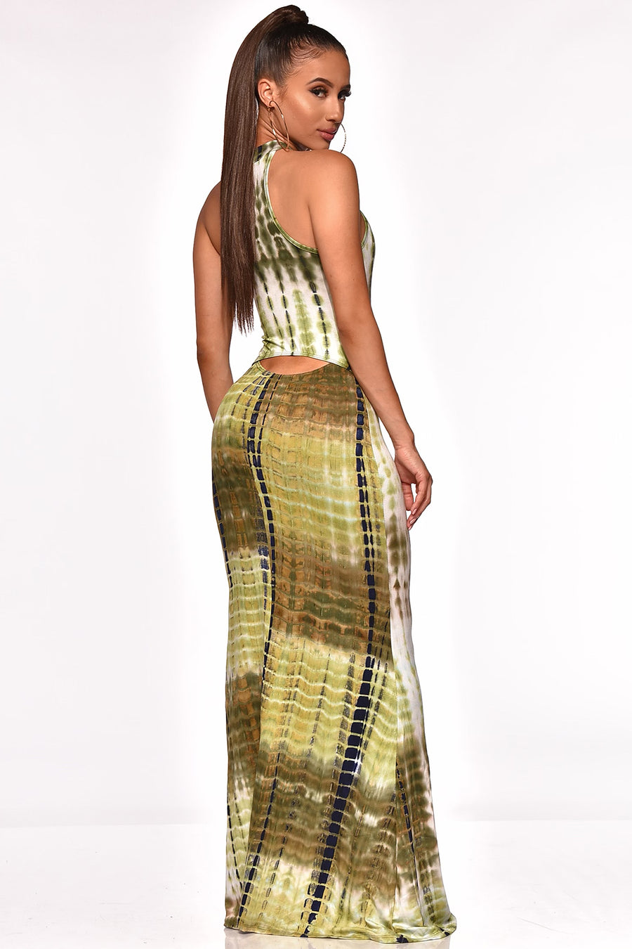 IN THE HILLS MAXI DRESS