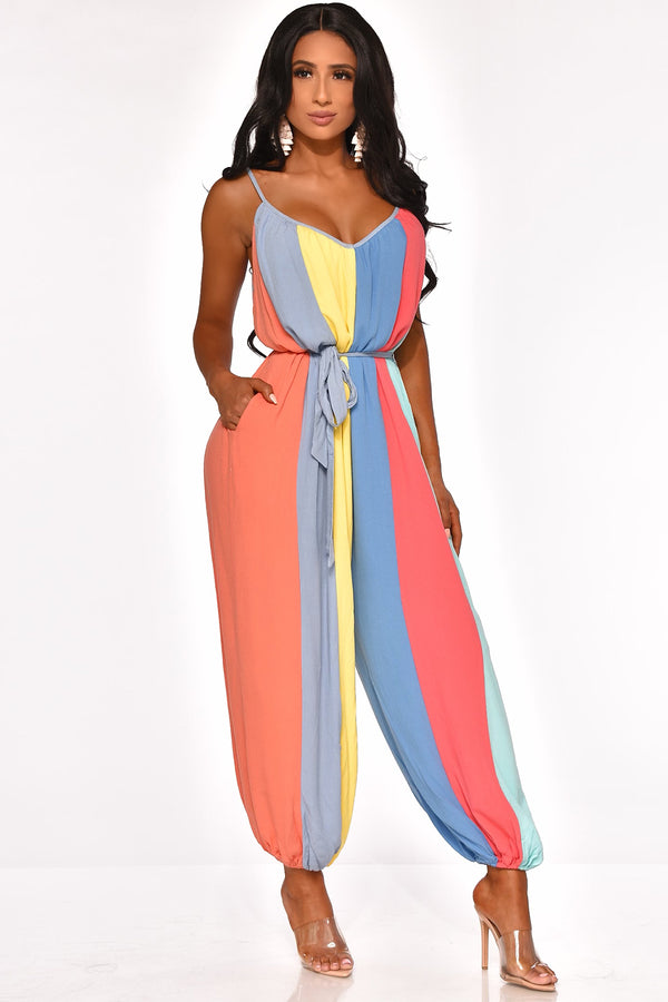 BRIGHTEN UP JUMPSUIT