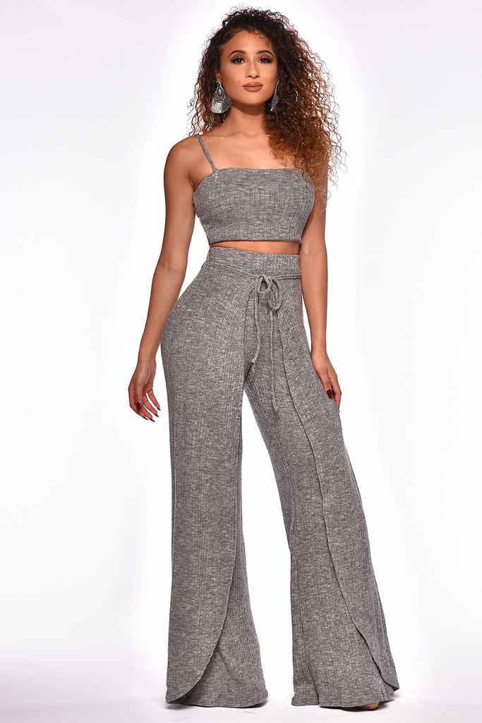 HANG WITH ME PANT SET
