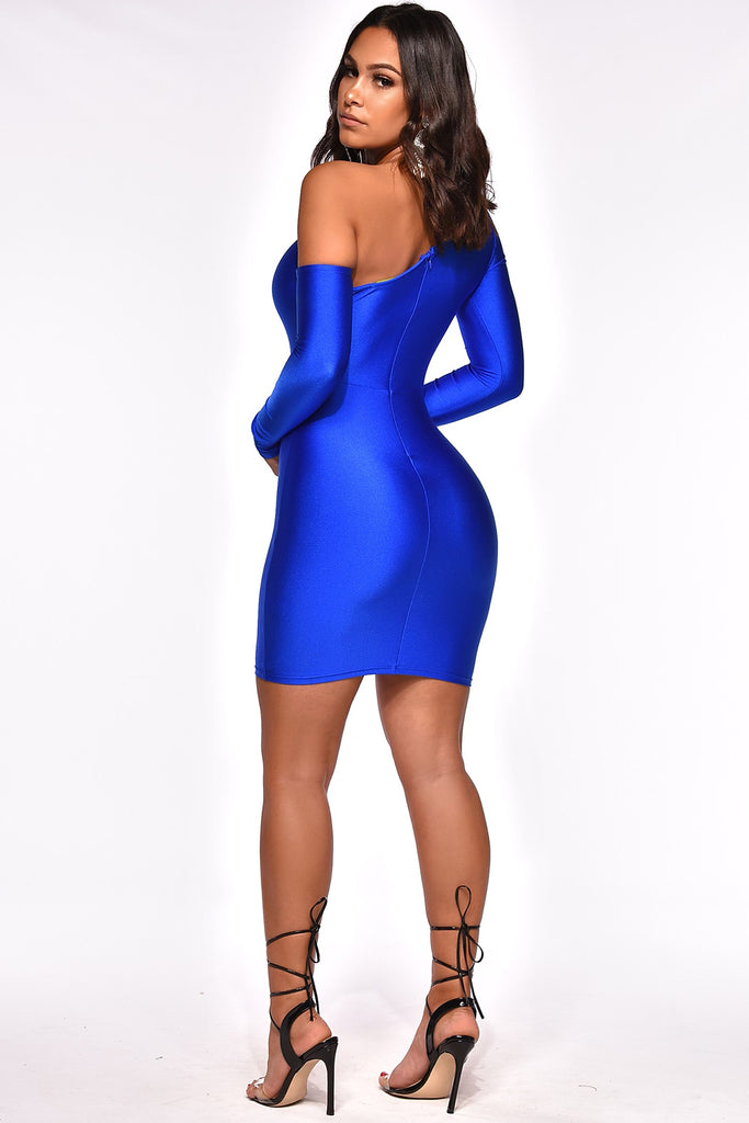ELECTRIC LOVE MINI DRESS