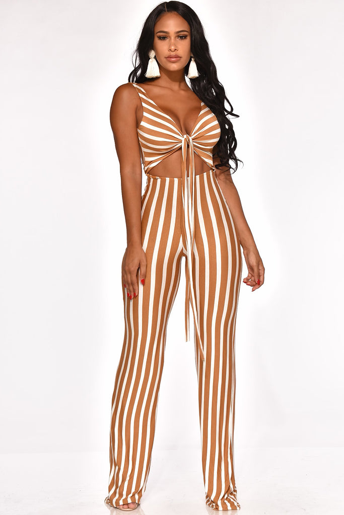 FINAL CUT JUMPSUIT
