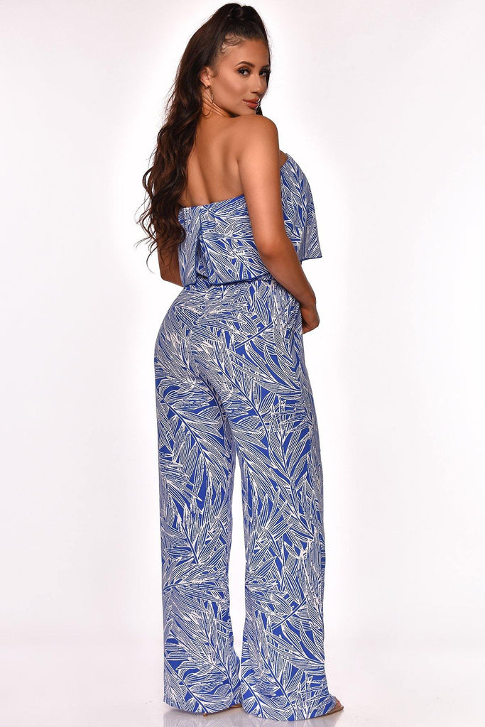 READY TO LEAF JUMPSUIT