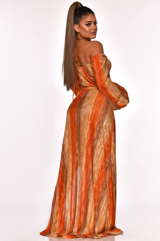 SUMMER IS COMING MAXI DRESS