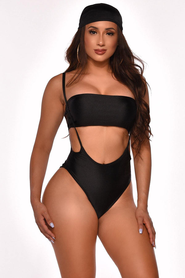 BAD HABITS BIKINI SET